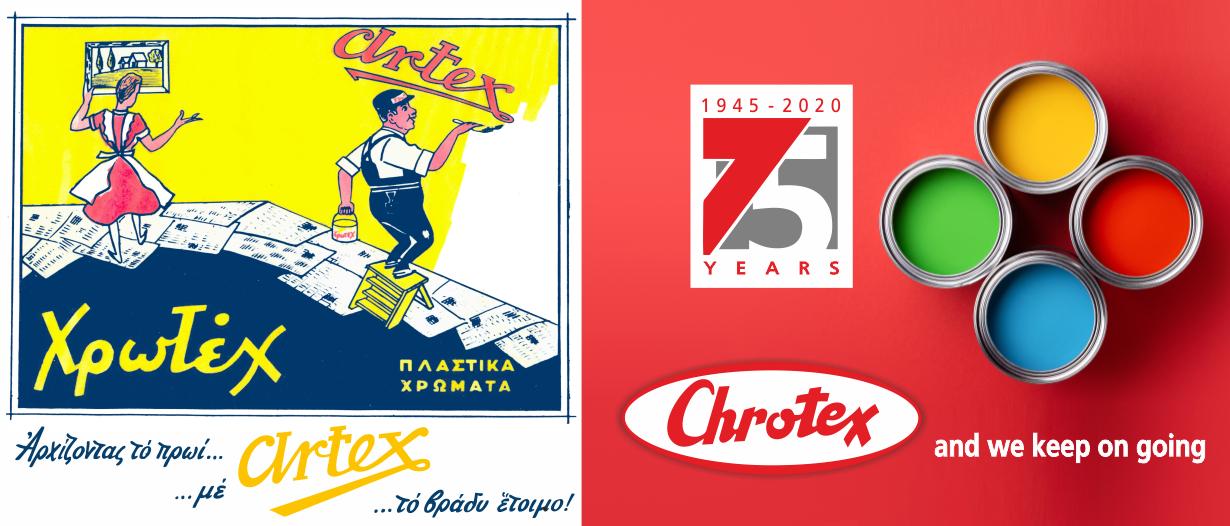 75 years chrotex 2